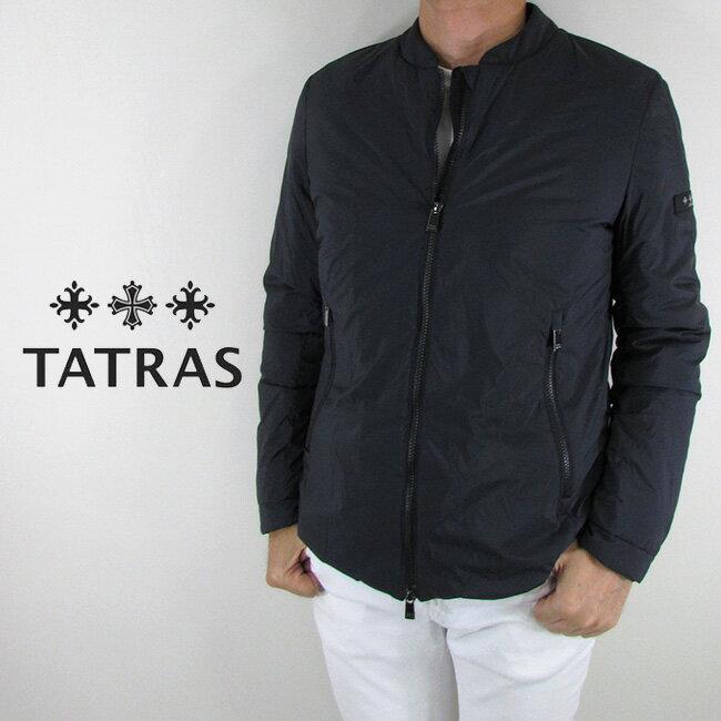 タトラス TATRAS メンズ ジャケット アウター ブルゾン MTK19A4139 / BLACK / ブラック サイズ:1〜4