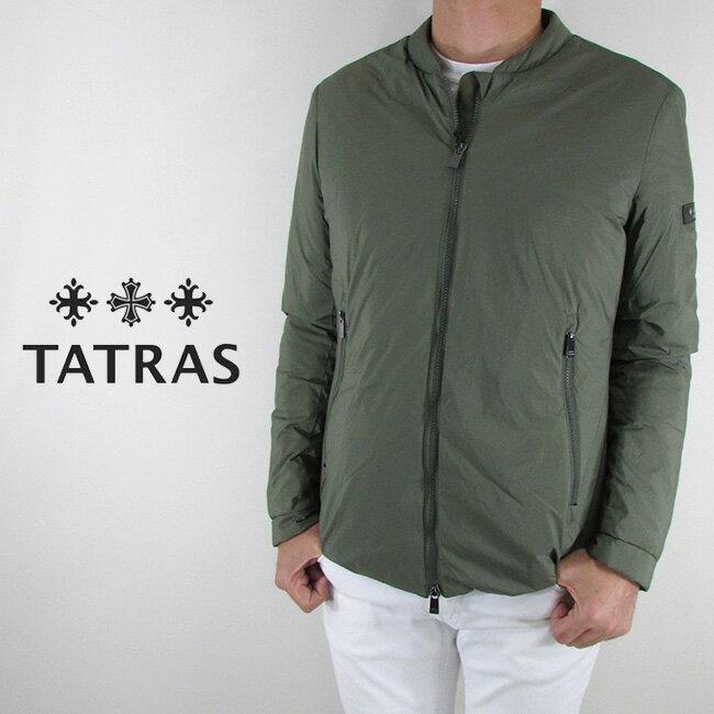 タトラス TATRAS メンズ ジャケット アウター ブルゾン MTK19A4139 / KHAKI / カーキ サイズ:1〜4
