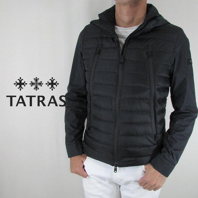 タトラス TATRAS メンズ ダウンジャケット ダウン アウター MTK19A4143 / BLACK / ブラック サイズ:1〜4