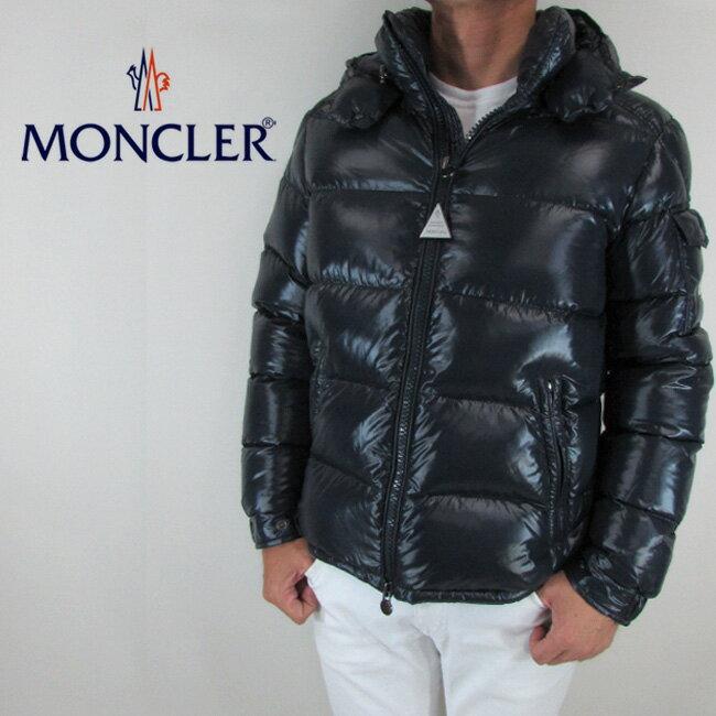 モンクレール MONCLER メンズ ダウンジャケット ダウン アウター 4036605 68950 / 742 / ネイビー サイズ:2/3
