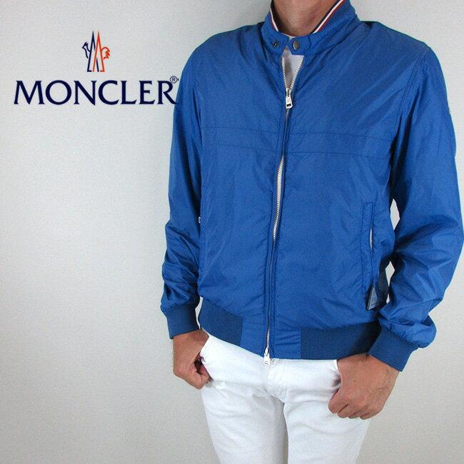 モンクレール MONCLER メンズ ジャケット ジャンパー ブルゾン アウター 4168805 68352 / 734 / ライトブルー サイズ:1
