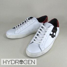 ハイドロゲン HYDROGEN スニーカー ローカット シューズ 靴 メンズ 233704 / 001 / ホワイト サイズ:41〜44