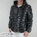 ハイドロゲン HYDROGEN メンズ ダウンジャケット コラボモデル スカル ダウン アウター 23D008 / 007 / ブラック 黒 …