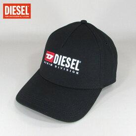 ディーゼル DIESEL キャップ CAP 帽子 男女兼用 ユニセックス CAKERYM / 900 / ブラック サイズ:2