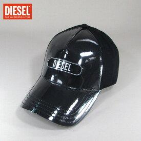 ディーゼル DIESEL キャップ CAP 帽子 男女兼用 ユニセックス OOSQK5-OAAVI / 900 / ブラック サイズ:01/02