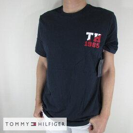 トミーヒルフィガー TOMMY HILFIGER Tシャツ 半袖 メンズ カットソー 09T3590 / 410 / ネイビー サイズ:S〜XL