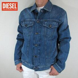 ディーゼル DIESEL ジャケット デニムジャケット メンズ ブルゾン NHILL / 01 / ブルー サイズ:L