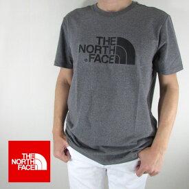 ノースフェイス THE NORTH FACE Tシャツ 半袖 丸首 メンズ クルーネック カットソー T92TX3 / JBV / グレー 灰 サイズ:S〜L