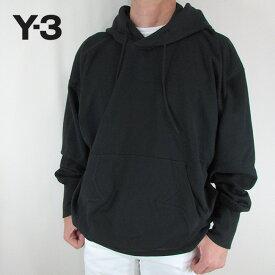Y-3 ワイスリー YOHJI YAMAMOTO パーカー メンズ スウェット プルオーバー パーカー ストリート 黒 DP0459 / BLACK / ブラック サイズ:S/M/L