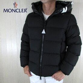 モンクレール MONCLER メンズ ダウンジャケット ダウン アウター フードロゴ 4131585 53859 / 999 / ブラック サイズ:1〜4