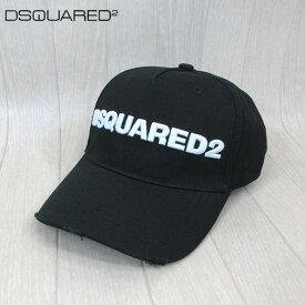 ディースクエアード DSQUARED2 キャップ CAP 帽子 男女兼用 ユニセックス BCM002805 / M063 / ブラック