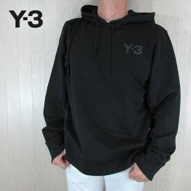 Y-3 ワイスリー YOHJI YAMAMOTO メンズ パーカー スウェット プルオーバー FJ0419 / ブラック サイズ:S〜XL