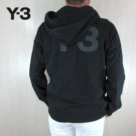 Y-3 ワイスリー YOHJI YAMAMOTO メンズ パーカー スウェット プルオーバー FJ0354 / ブラック サイズ:S〜XL