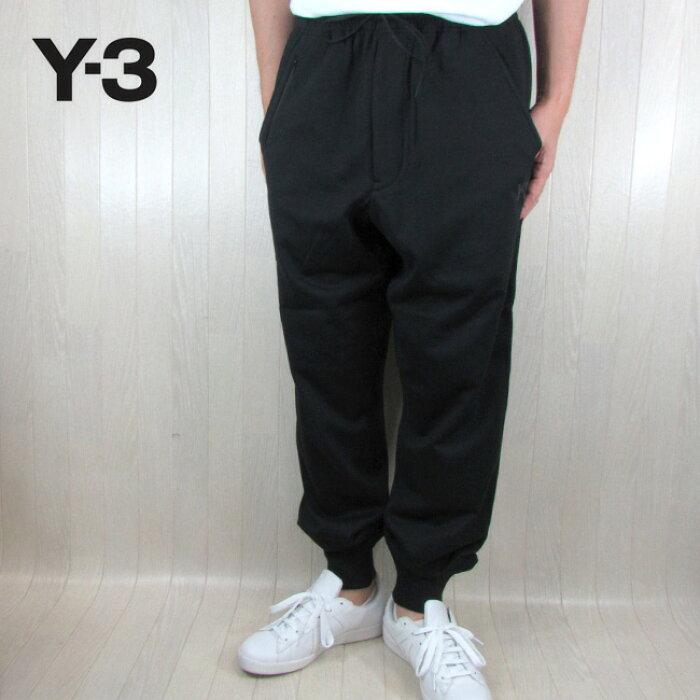 Y-3 ワイスリー YOHJI YAMAMOTO メンズ パンツ スウェットパンツ FJ0357 / ブラック 黒 サイズ:S〜XL