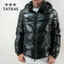 タトラス TATRAS メンズ ダウンジャケット ダウン アウター MTAT20A4562-D / ブラック 黒 サイズ:1〜5