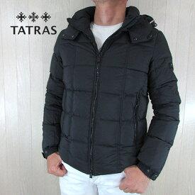 タトラス TATRAS メンズ ダウンジャケット ダウン アウター MTA20A4569 / ブラック サイズ:1〜5