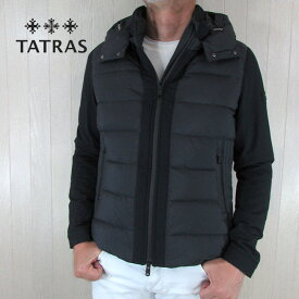 タトラス TATRAS メンズ ダウンジャケット ダウン アウター MTA20A4570 / ブラック サイズ:1〜5