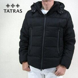 タトラス TATRAS メンズ ダウンジャケット ダウン アウター MTKE20A4148-D / ブラック 黒 サイズ:1〜5