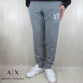 アルマーニエクスチェンジ A/X Armani Exchange メンズ スウェット パンツ ロゴ スエット 8NZPPA ZJ1ZZ / 3930 / グレー サイズ:S〜XL