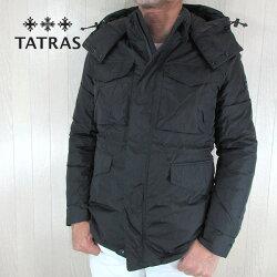 タトラスTATRASダウンメンズダウンジャケットブルゾンMTK20A4207/ブラックサイズ:1〜4