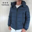 タトラス TATRAS ダウン メンズ ダウンジャケット ブルゾン MTAT20A4568-D / ネイビー サイズ:1〜5