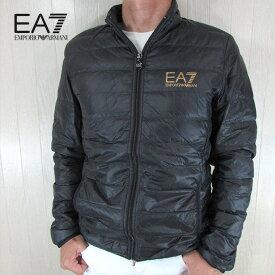 エンポリオアルマーニ EA7 EMPORIO ARMANI メンズ ダウン ジャケット 8NPB01 PN29Z / 0208 / ブラック/ゴールド サイズ:S〜3XL