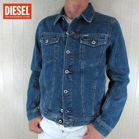 ディーゼル DIESEL メンズ ブルゾン ジャケット デニムジャケット R-ELSHAR-XP / 043 / ブルー 青 サイズ:S〜XL