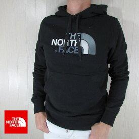ノースフェイス THE NORTH FACE パーカー メンズ スウェット T0AHJY M OREW PEAK PLV HD / KX7 / TNF BLACK ブラック 黒 サイズ:S〜XL