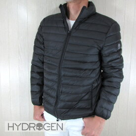 ハイドロゲン HYDROGEN メンズ ダウンジャケット ダウン アウター 250202 / 007 / ブラック 黒サイズ:S〜XXL