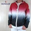 モンクレール MONCLER メンズ マウンテンパーカー MARIBEU GIUBBOTO 4160305 539CK / 450 / レッド / ネイビー サ...