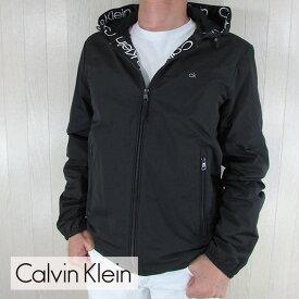 カルバンクライン Calvin Klein メンズ ジャケット ウィンドブレーカー CM006897 / ブラック 黒 サイズ:S〜XL