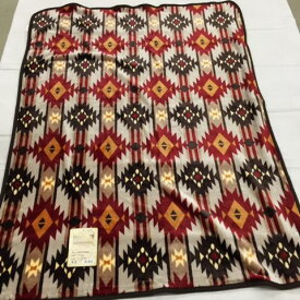 ハーフケット毛布(キリム)ハーフサイズ 約100×140cm フランネル