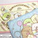 お昼寝毛布 (すみっこぐらし/ピンク・ブルー)約100×140cm ハーフケット ニューマイヤー 毛布 暖かい あったか 秋…