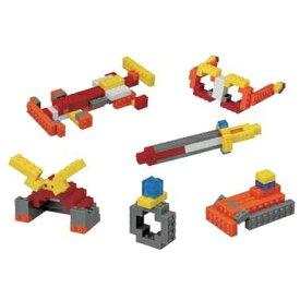 カワダ ナノブロックプラス PBS-001 BASIC SET MINI(nanoblock+)