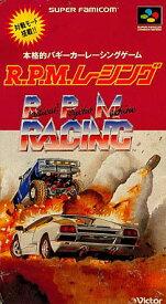 【中古】【箱説あり】R.P.M.レーシング (スーパーファミコン)スーファミ