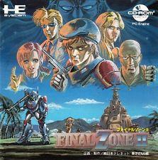 【中古】【箱説あり】ファイナルゾーン2 (PCエンジン CD-ROM2)