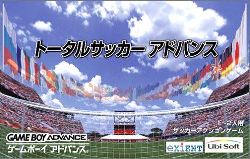 【中古】【箱説あり】トータルサッカーアドバンス(ゲームボーイアドバンス)