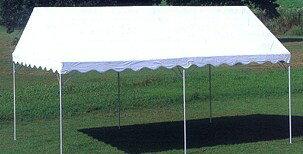 マエテンのダイナテント!!テント・集会用テント・イベントテント【ターポリン】  2間×3間