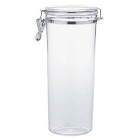 パスタを湿気から守る おしゃれな 密閉 保存容器 パスタケース 1.4L