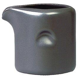 国産 ミルク ピッチャー 柳宗理 デザイン セラミック 半磁器 黒 ミルクピッチャー