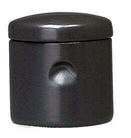 国産 シュガーポット 柳宗理 デザイン セラミック 半磁器 黒 シュガーポット