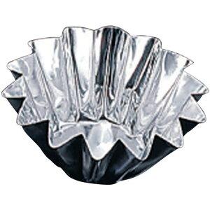 アルミ箔 プチフール型 花型 小 No,326041 プロ仕様 業務用 可 国産 日本製