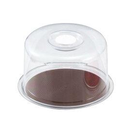 10%OFFクーポン有 製菓 お菓子 ケーキ 作りに 深型 クリアラブリーハット (中) ブラック プロ仕様 業務用 可 国産 日本製