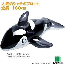 シャチフロート 魚 浮き輪