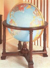 リプルーグル ディプロマット型 地球儀(照明付・英語版)/Replogle 65307