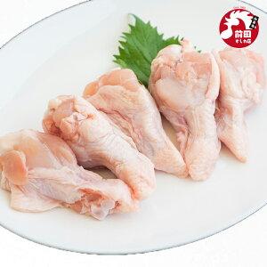 青森県産銘柄鶏 桜姫 手羽元[約2kg(1kg×2袋)](冷凍)