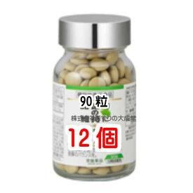 【あす楽対応】常盤薬品 トキワ イチョウ葉エキス粒 90粒 12個