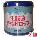 西海製薬乳酸菌 肝油ドロップ 120粒 2個肝油ドロップ(オレンジ風味)