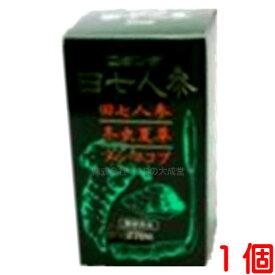 ニタンダ 田七人参 270粒 1個二反田薬品工業