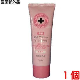 薬用保湿クリーム 100g 1個 大協薬品 薬用クリーム 医薬部外品 薬用GクリームSI